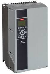 Image 1.1 KW / 1.5 HP, 525 - 600 VAC, Three phase, IP21 / Type 1 (base drive)